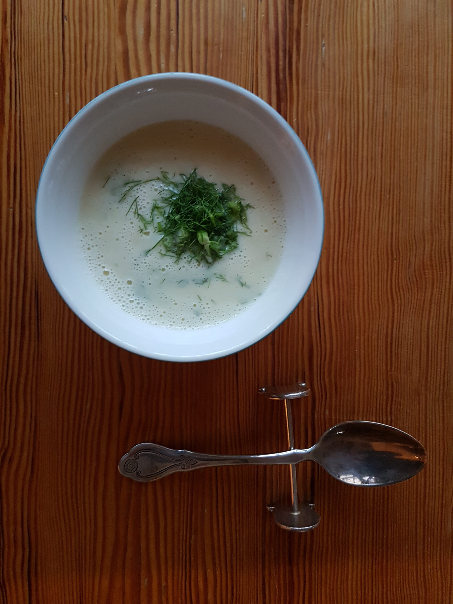 Fenchelcremesuppe